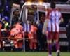Simeone se excusa sobre el incidente de Torres