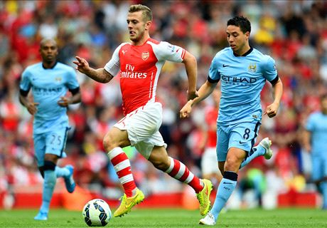 Wilshere Tapping Into Potential