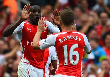 Live: Aston Villa 0-0 Arsenal