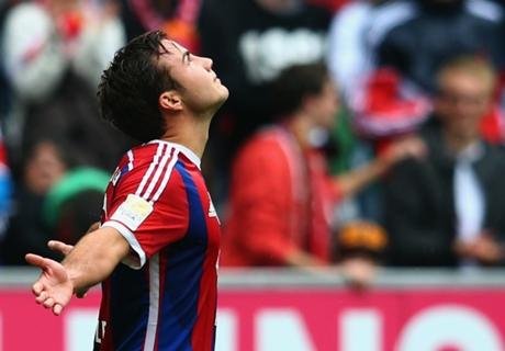 Résumé de match, Bayern Munich-Stuttgart (2-0)