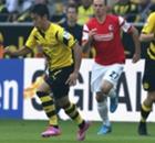 Bundesliga: Dortmund 3-1 Friburgo