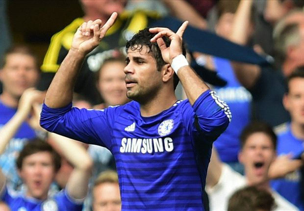 Chelsea 4-2 Swansea City: Costa hat-trick helps maintains Mourinho's perfect start