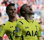 Player Ratings: Sunderland 2-2 Tottenham