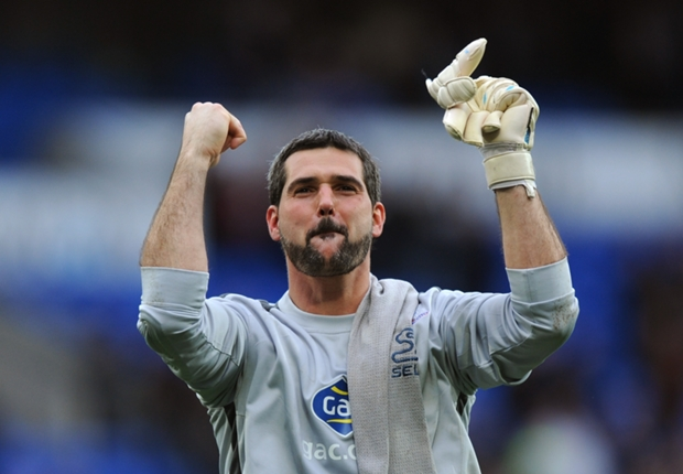 Crystal Palace 0-0 Burnley: Speroni save earns Eagles a point