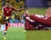 El padre de Neymar, indignado con la entrada a Fernando Torres