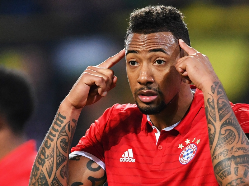 Boateng can't rule out Bayern exit as he considers another foreign adventure
