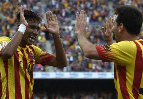 Player Ratings: Barca 2-0 Athletic Bilbao