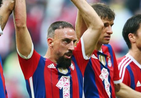 Ribéry songe à devenir citoyen allemand