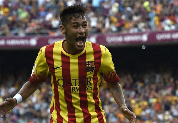 Barcelona 2-0 Athletic Bilbao: Neymar double secures victory for Enrique's men