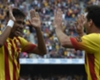 Pique: Messi and Neymar as good as ever