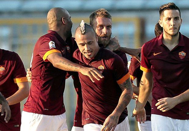Empoli 0-1 Roma: Below-par Giallorossi edge tight encounter