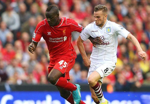 Liverpool 0-1 Aston Villa: Agbolanhor silencia Anfield Road