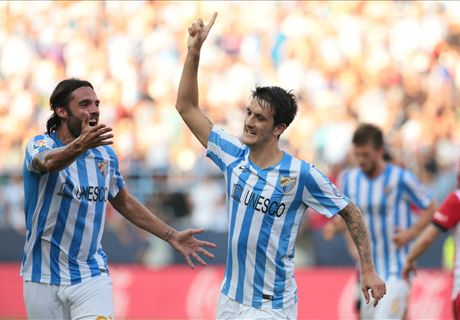 Copa del Rey: Málaga 4-1 Deportivo