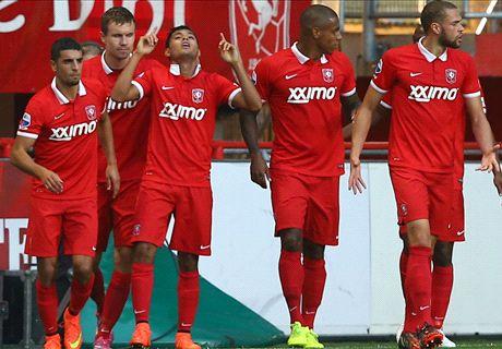 Twente troeft Go Ahead met penalty's af