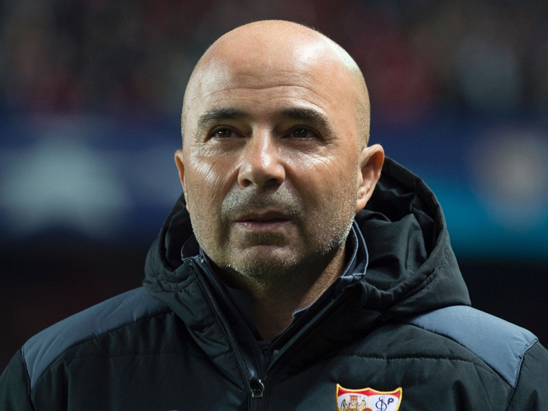 Jorge Sampaoli confirmed as new Argentina coach