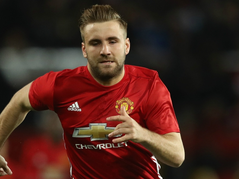 Shaw's focus and ambition are a long way off - Mourinho