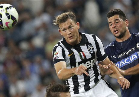 Lichtsteiner: Atleti loss changes nothing