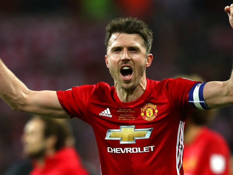 OFFICIEL - Carrick prolonge d'un an avec Manchester United