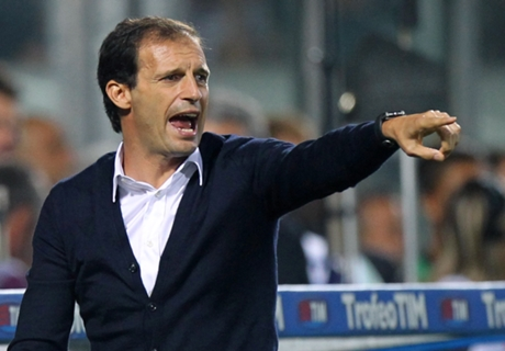 Allegri: Juventus must learn control