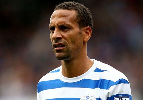 Ferdinand retires from football