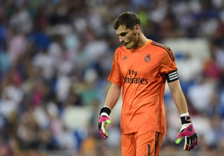 Casillas: Let the fans whistle