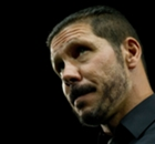 Simeone inspires Atleti from the stands