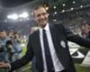 Allegri niet verbaasd door Juventus
