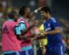 """""""Drogba foi fantástico"""", diz Costa"""