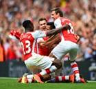 PSG, Man City & Arsenal's passing skills