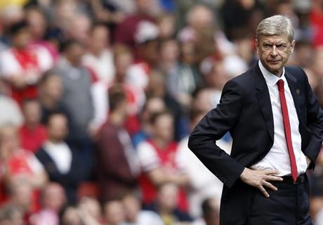 Arsenal, Wenger et la tactique dans les grands matchs