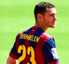 Barca-Schock: Vermaelen verletzt