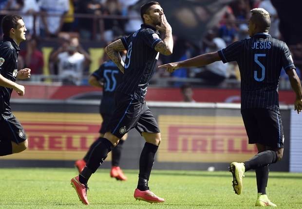 Inter 7-0 Sassuolo: Icardi gets three as Mazzarri's men demolish visitors