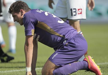Gomez fällt erneut aus!