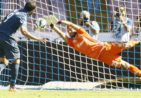 Résumé de match, Naples-Chievo Vérone (0-1)