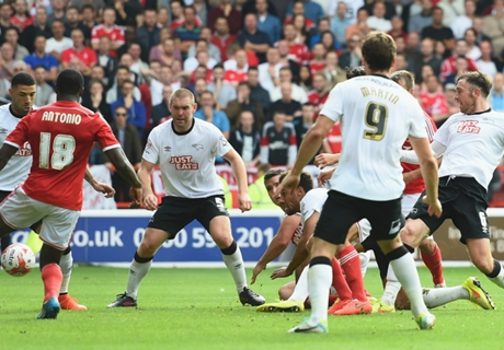 Match Report: Forest 1-1 Derby