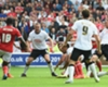 Nottingham Forest 1-1 Derby County: Scrambled equaliser earns visitors a point