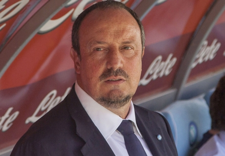 Benitez: Napoli can still fight for title