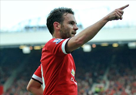 Mata in love with the Premier League