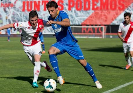 Pedro León ya podría jugar con el Getafe
