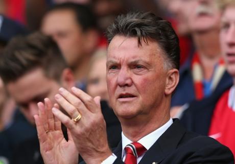 Van Gaal: Man United's season starts now