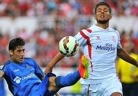 La Liga: Sevilla 2-0 Getafe