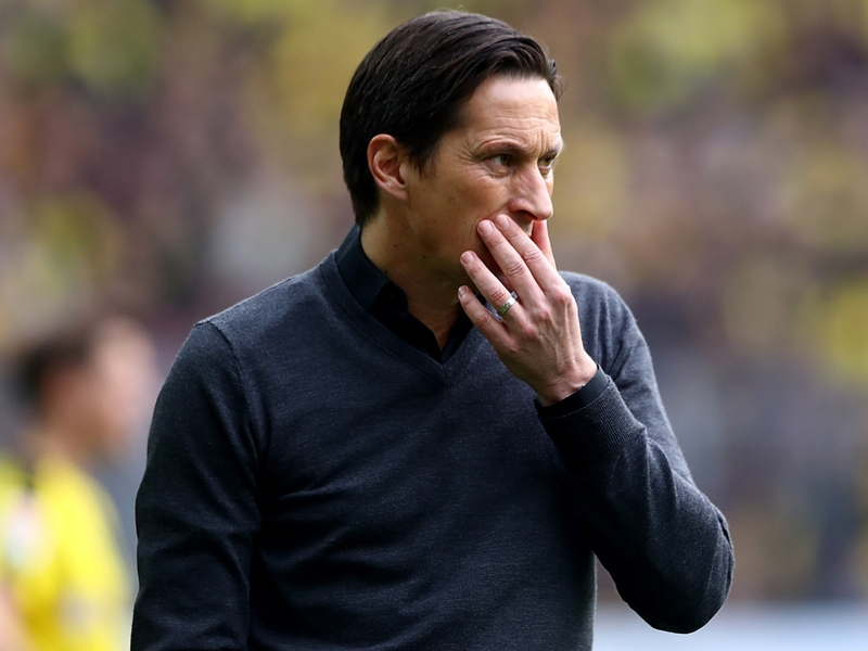 Leverkusen se sépare de Schmidt