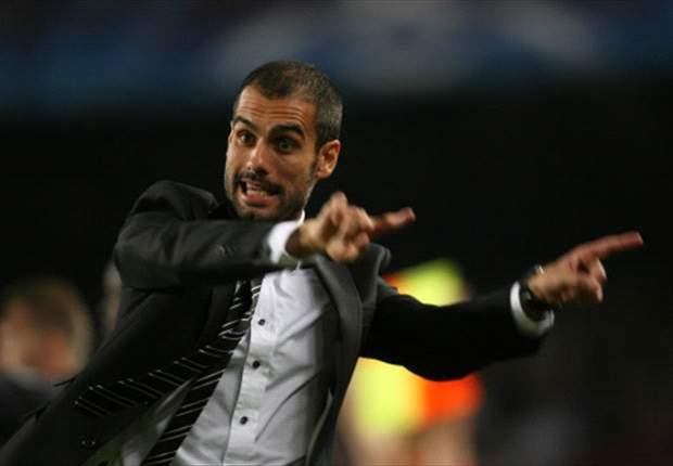 Guardiola Wants Better Barcelona Despite Thumping Malaga