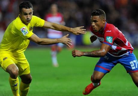 Résumé de match, Grenade-Villarreal (0-0)