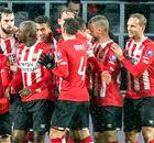PSV-systeem rommelig, evenals het voetbal
