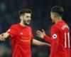 Lallana: L'pool back in right direction