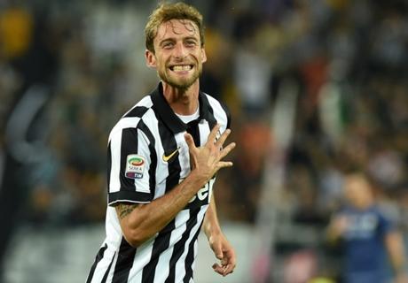 Atletico clash vital for Juve - Marchisio