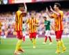 Lionel Messi, Neymar y Koke, en el Once Ideal de la jornada