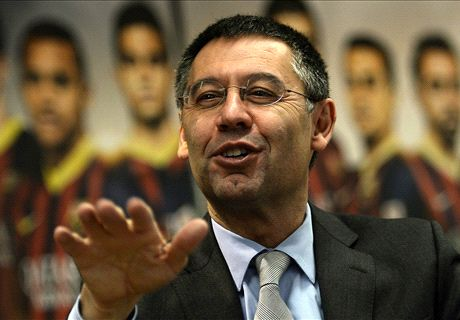 I don't want Madrid punished - Bartomeu