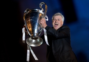 Ancelotti ganó la tan deseada Décima con el Madrid.